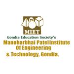 MPIET-Manoharbhai Patel Institute of Engineering and Technology Gondia