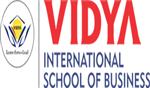 VISB-Vidya International School of Business