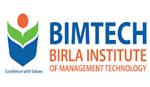 BIMTECH-Birla Institute of Management Technology Noida