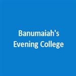 BEC-Banumaiahs Evening College