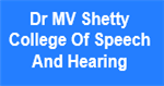 DMVSCSH-Dr MV Shetty College Of Speech And Hearing