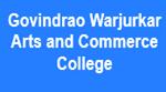 GWACC-Govindrao Warjurkar Arts and Commerce College