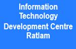 ITDCR-Information Technology Development Centre Ratlam