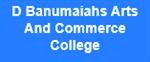DBACC-D Banumaiahs Arts And Commerce College