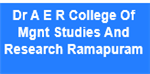 DAERCMSRR-Dr A E R College Of Mgnt Studies And Research Ramapuram