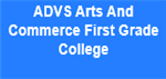 ADVSACFGC-ADVS Arts And Commerce First Grade College