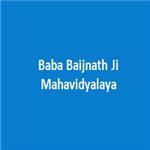 BBJM-Baba Baijnath Ji Mahavidyalaya