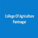 CA-College Of Agriculture Pantnagar