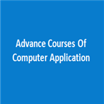 ACCA-Advance Courses Of Computer Application