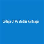 CPGS-College Of PG Studies Pantnagar