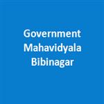 GMB-Government Mahavidyala Bibinagar