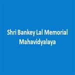 SBLMM-Shri Bankey Lal Memorial Mahavidyalaya