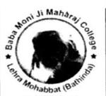 BMJMCN-Baba Moni Ji Maharaj College of Nursing