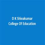 DKSCE-D K Shivakumar College Of Education