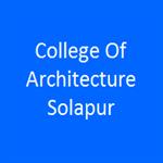 CA-College Of Architecture Solapur