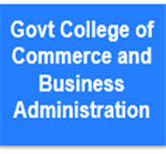 GCCBA-Govt College of Commerce and Business Administration
