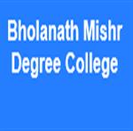 BMDC-Bholanath Mishr Degree College