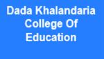 DKCE-Dada Khalandaria College Of Education