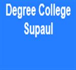 DCS-Degree College Supaul