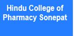 HCPS-Hindu College of Pharmacy Sonepat