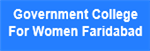 GCW-Government College For Women Faridabad