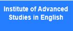 IASE-Institute of Advanced Studies in English