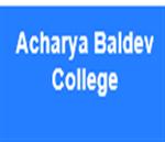 ABC-Acharya Baldev College