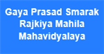 GPSRMM-Gaya Prasad Smarak Rajkiya Mahila Mahavidyalaya