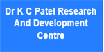 DKCPRDC-Dr K C Patel Research And Development Centre
