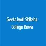 GJSCR-Geeta Jyoti Shiksha College Rewa
