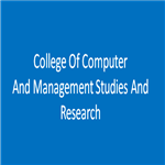 CCMSR-College Of Computer And Management Studies And Research