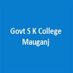 GSKCM-Govt S K College Mauganj