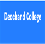 DC-Deochand College