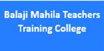 BMTTC-Balaji Mahila Teachers Training College