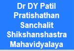 DDPPSSM-Dr DY Patil Pratishathan Sanchalit Shikshanshastra Mahavidyalaya