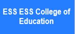 ESSESSCE-ESS ESS College of Education