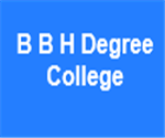 BBHDC-B B H Degree College