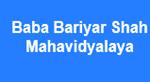 BBSM-Baba Bariyar Shah Mahavidyalaya