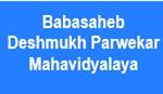 BDPM-Babasaheb Deshmukh Parwekar Mahavidyalaya