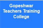 GTTC-Gopeshwar Teachers Training College