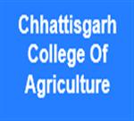 CCA-Chhattisgarh College Of Agriculture
