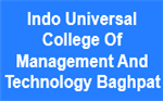 IUCMT-Indo Universal College Of Management And Technology Baghpat