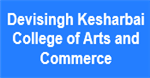 DKCAC-Devisingh Kesharbai College of Arts and Commerce