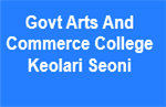 GACCKS-Govt Arts And Commerce College Keolari Seoni