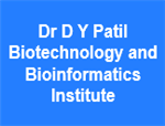 DDYPBBI-Dr D Y Patil Biotechnology and Bioinformatics Institute