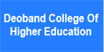 DCHE-Deoband College Of Higher Education