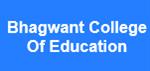 BCE-Bhagwant College Of Education