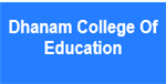 DCE-Dhanam College Of Education