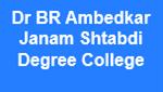 DBRAJSDC-Dr BR Ambedkar Janam Shtabdi Degree College