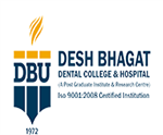 DBDCH-Desh Bhagat Dental College and Hospital